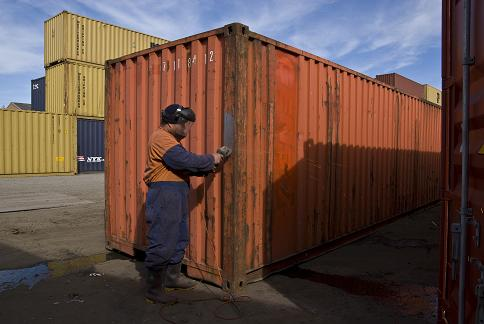 containers soudure lescontainers. Black Bedroom Furniture Sets. Home Design Ideas