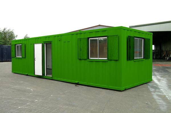 Lescontainers achetez votre container ici le meilleur prix du march - Acheter un container habitable ...