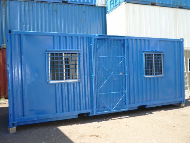 Lescontainers achetez votre container ici le meilleur for Isolation container maritime