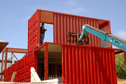 Containers Amenages Lescontainers