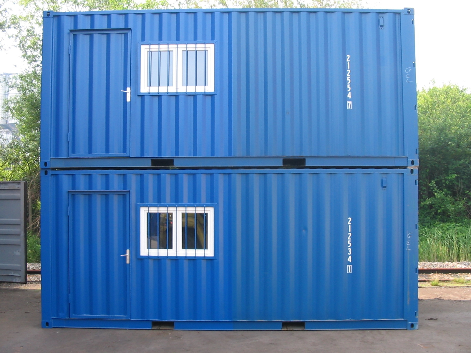 Lescontainers achetez votre container ici le meilleur for Conteneur pour renovation