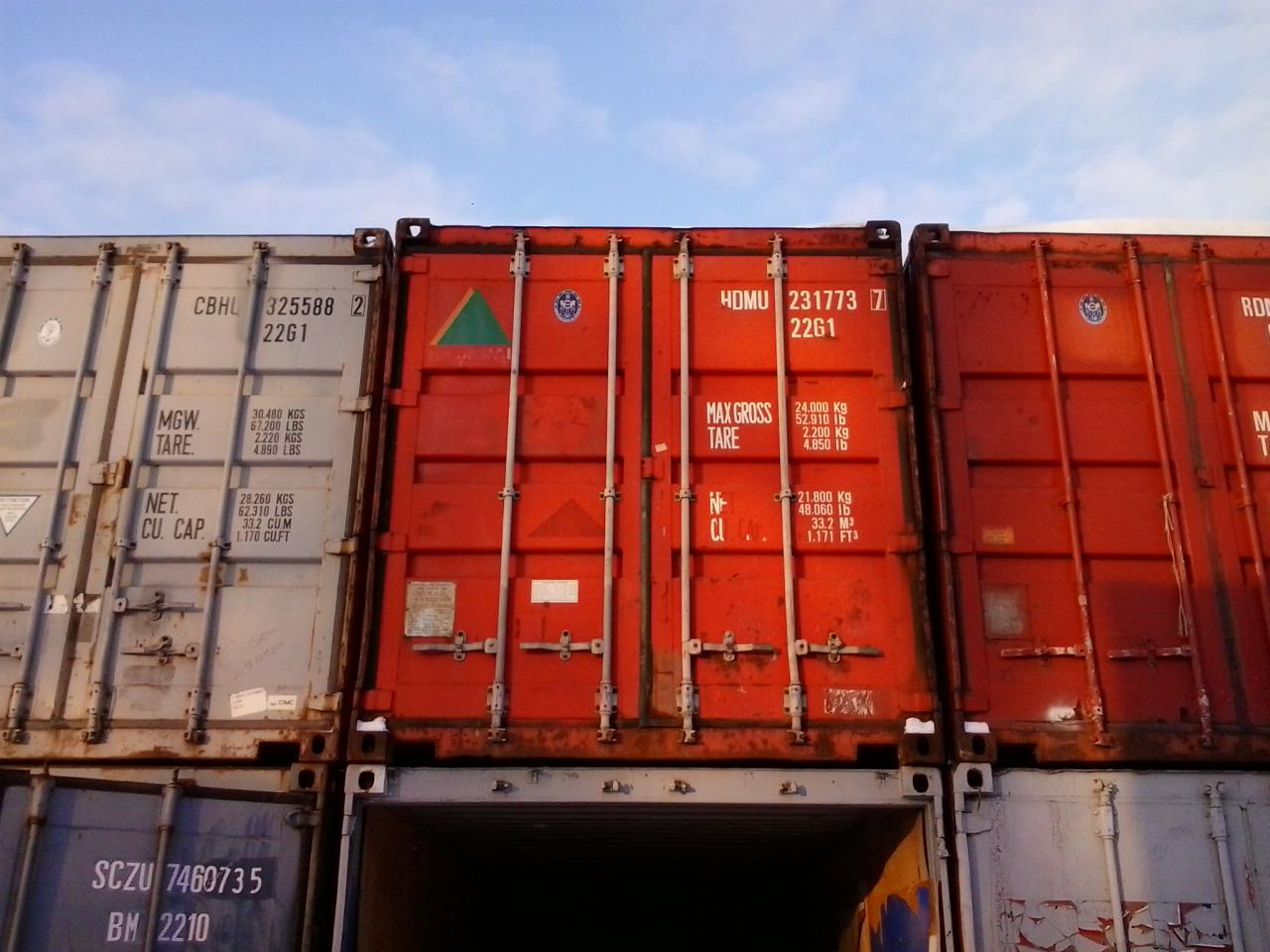 Lescontainers Achetez Votre Container Ici Le Meilleur